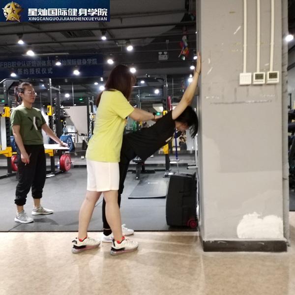南平健身教练国职证书怎么考?