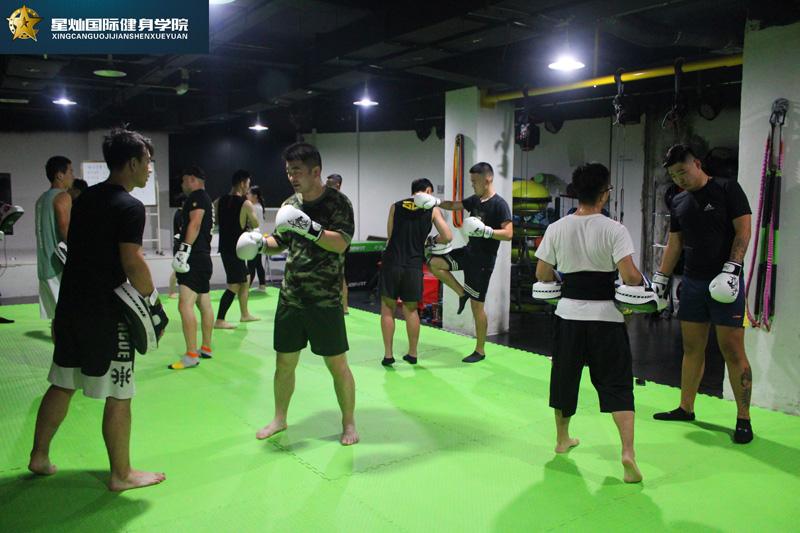 江西零基础怎么学健身教练培训?