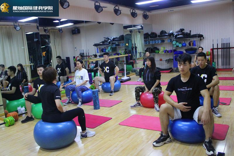萍乡哪里学习健身教练培训好?