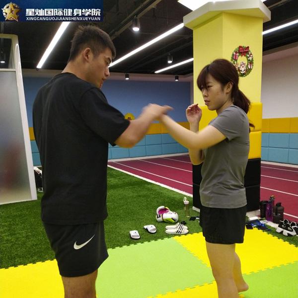上饶怎么考私人健身教练证?