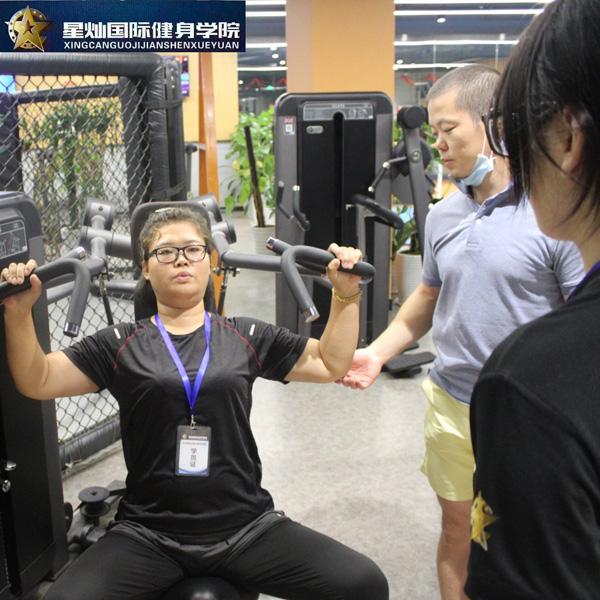 吉安健身教练证能自考吗?