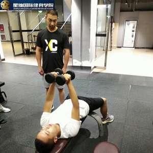 厦门正规的健身教练培训去哪学?