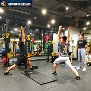 怀化学健身教练证培训多少钱?
