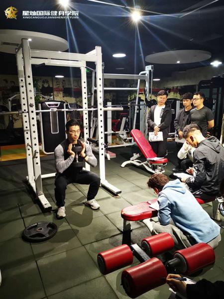 铜陵学健身教练证培训多少钱?