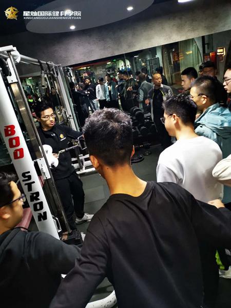 岳阳怎么考私人健身教练证?