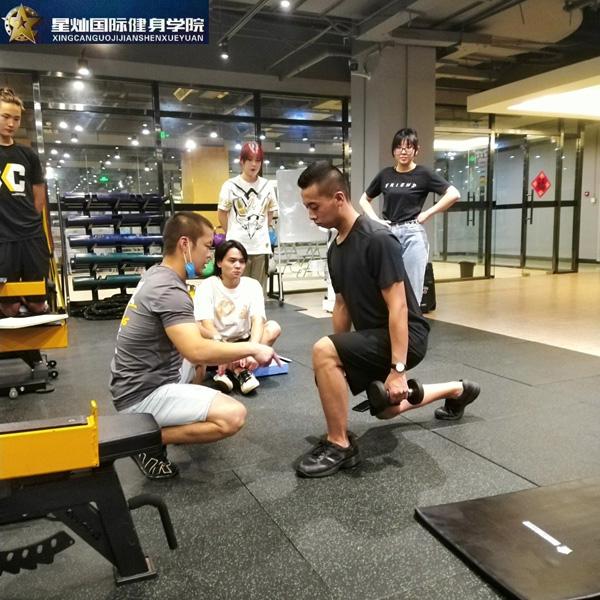 莆田考健身教练证多少钱?