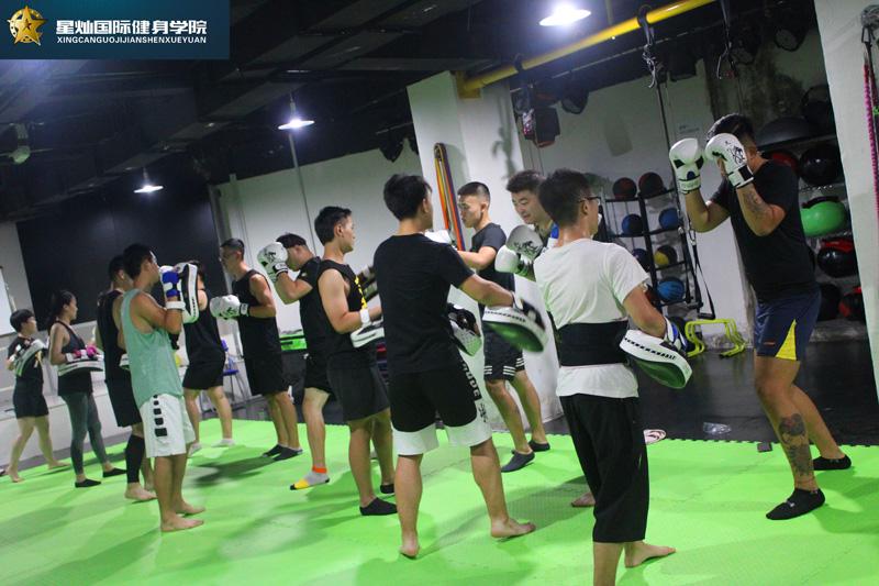 宜春健身教练培训资格证怎么考多少钱